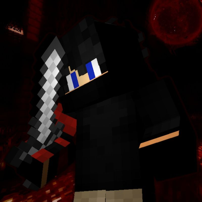 Minecraft 3D Profile Picture