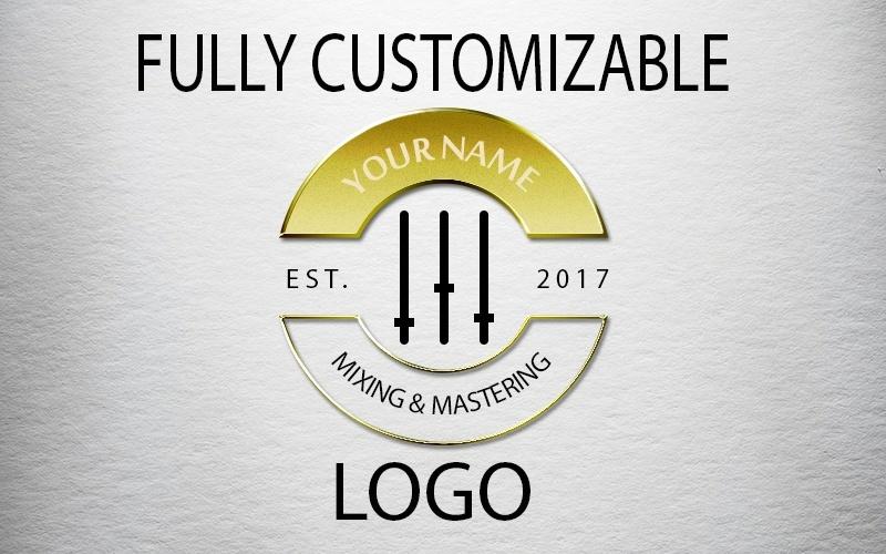 Fully Customizable Logo