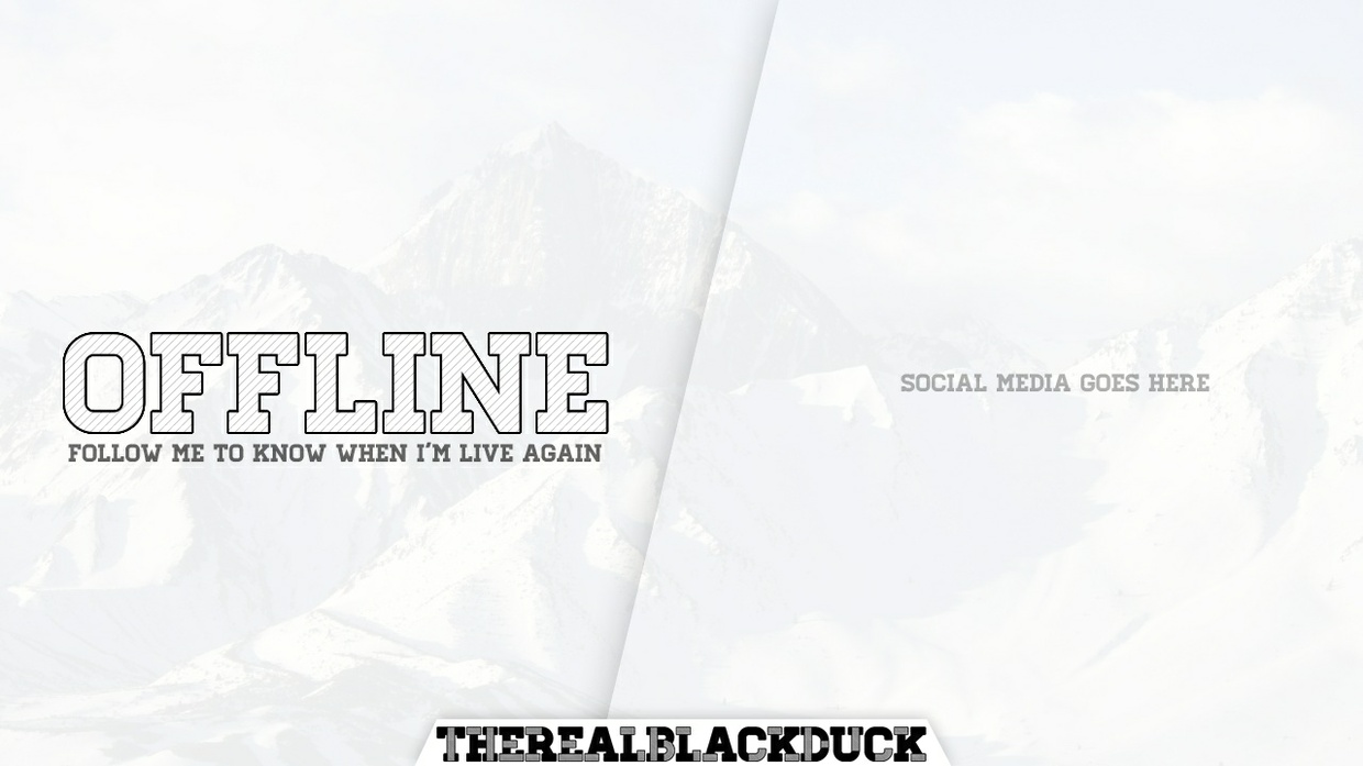 Twitch overlay (for streamers)