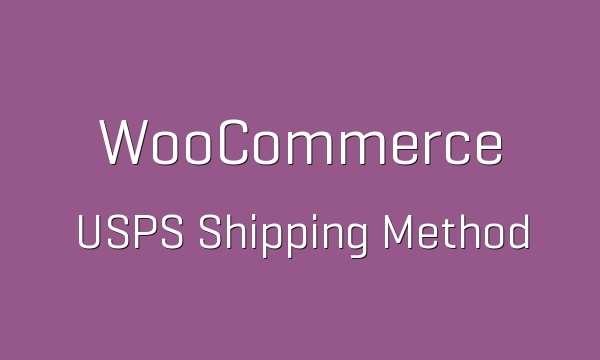WooCommerce USPS Shipping Method 4.4.10 Extension