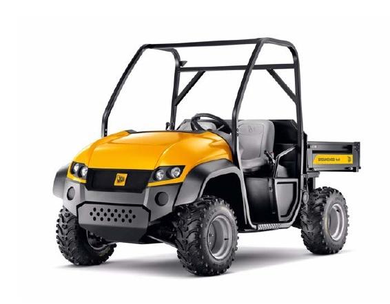 JCB Groundhog 4x4 Utility Vehicle Service Repair Workshop Manual DOWNLOAD