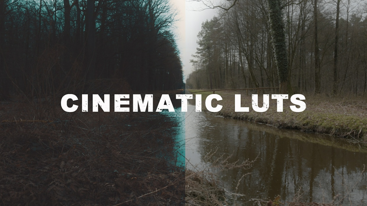 LUT Pack 5 FREE Cinematic LUT`s by Tobis.Camera