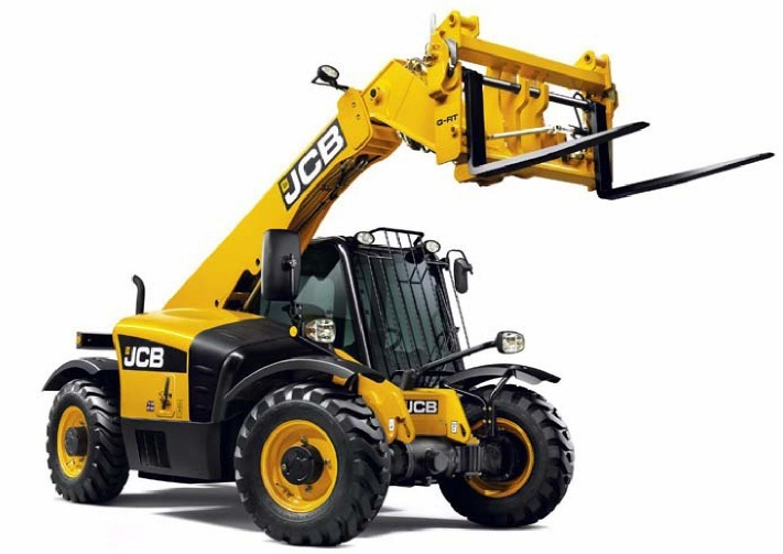 JCB 527-58 Telescopic Handler Service Repair Manual Download