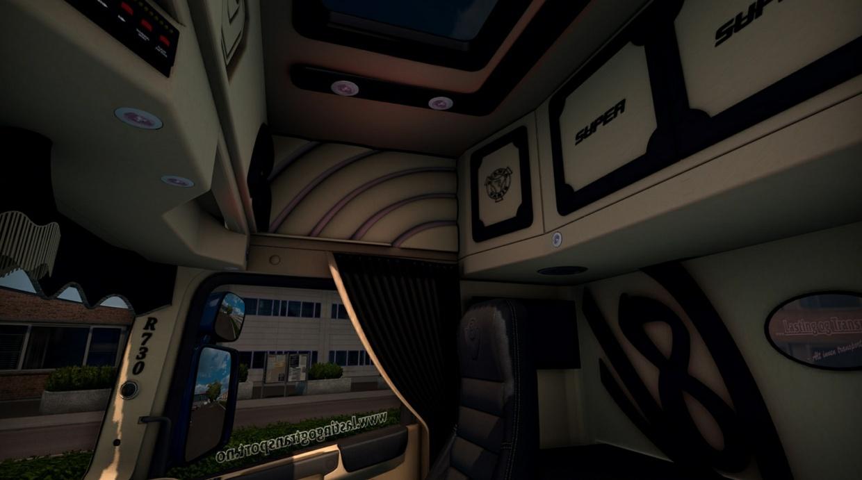 Scania R730 V8 ALTA Lastebilsentral