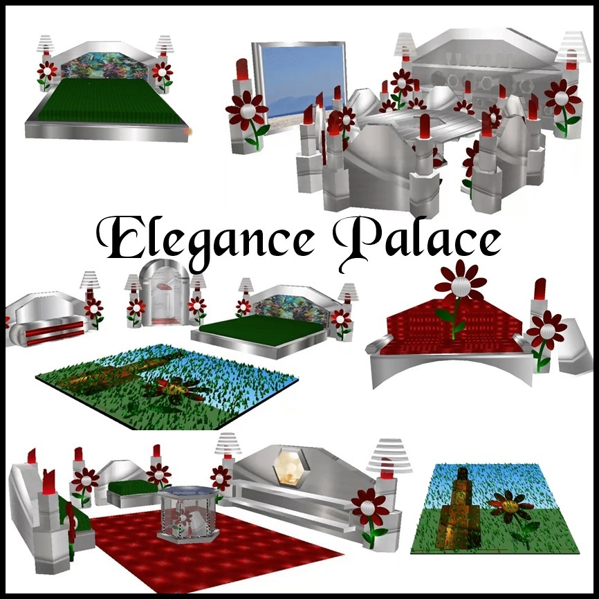 Elegance Palace  Bundle Collection  By cary R