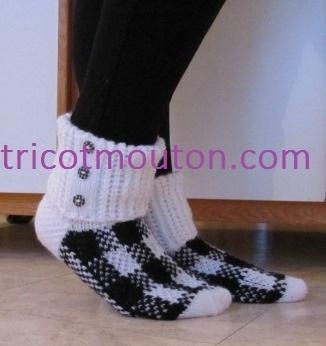 BF-12  Mini Socks Classy