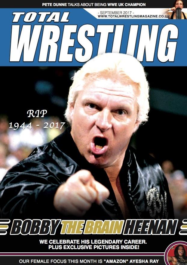 Total Wrestling Magazine September 2017