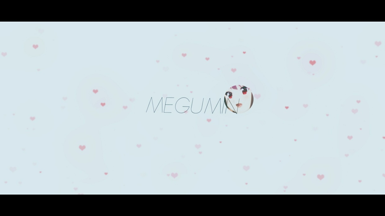 megumin project file
