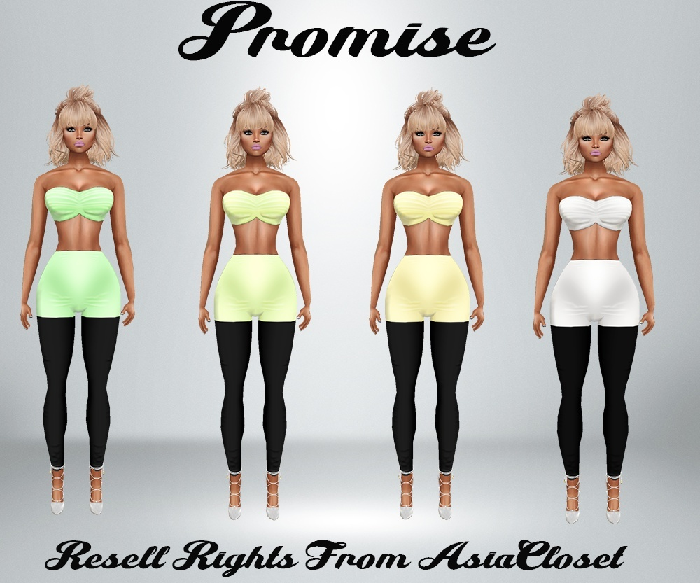 Promise Outfit V1 Catty Only!!!