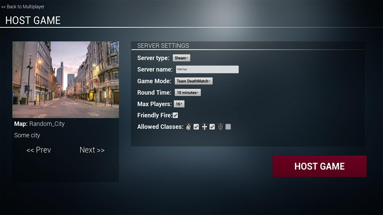 UE4 - Multiplayer Shooter Starter Kit (incl. Battle Royale mode)