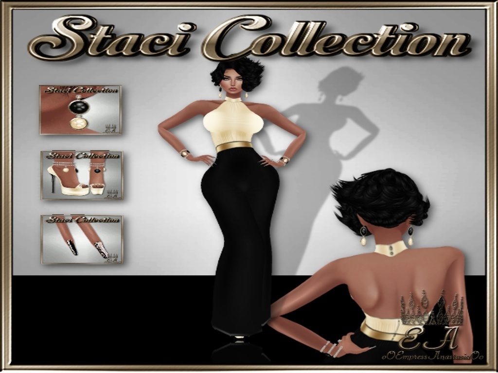 Staci Collection No Re-Sell Rights!!!