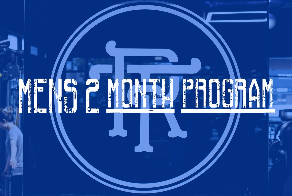 2 Month Online Program- Male