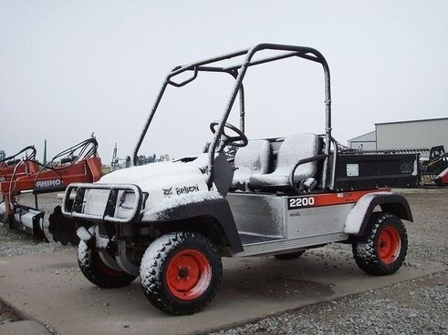 Bobcat 2200, 2200S, 2300 Utility Vehicle Service Repair Workshop Manual DOWNLOAD