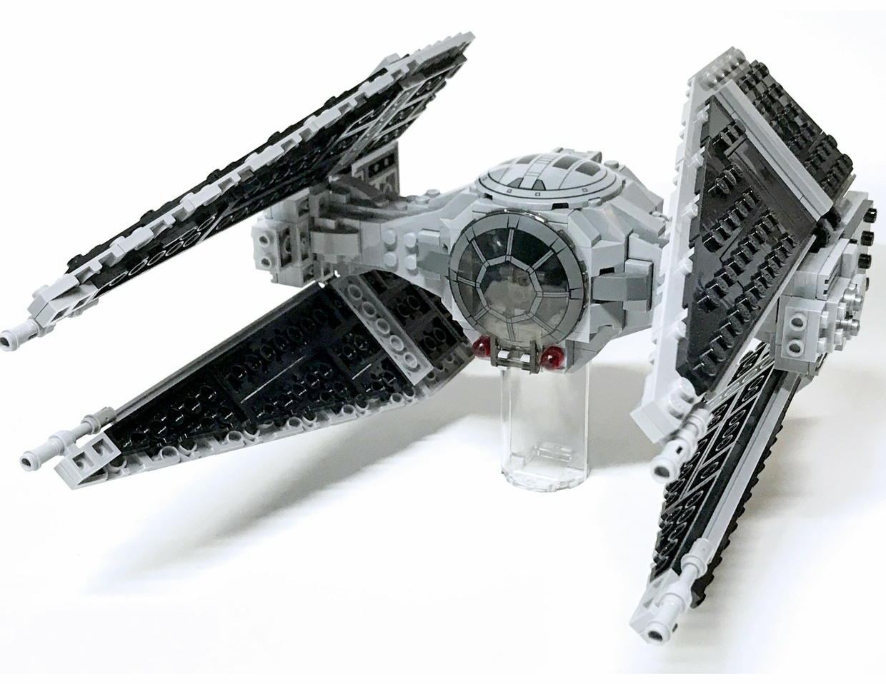 LEGO TIE Interceptor Instructions