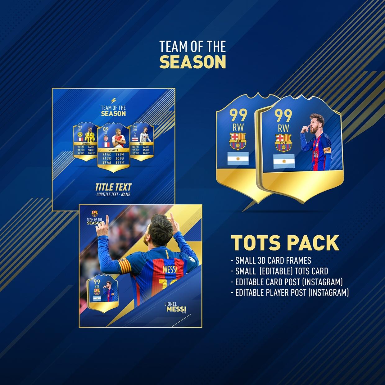 FIFA 17 TOTS PACK