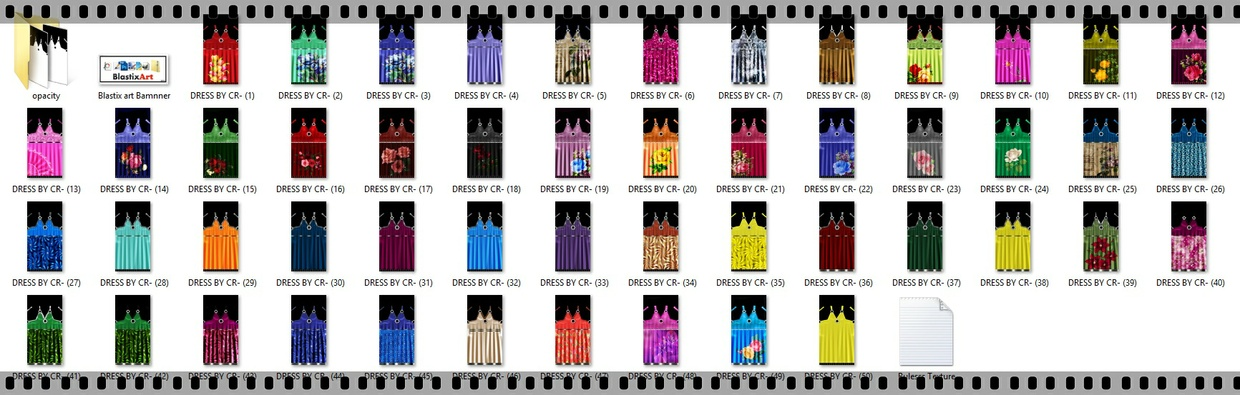 New  50- collectable Dresses