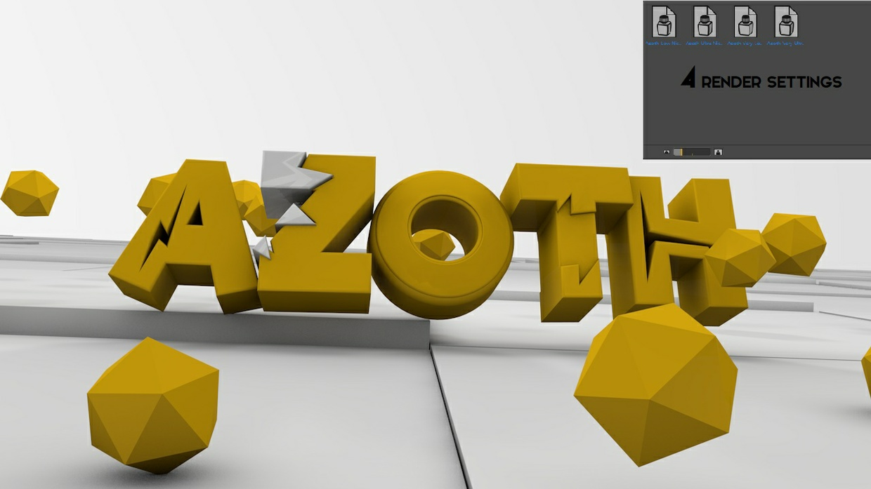 Azoth Clean Lightroom - Buy Now!