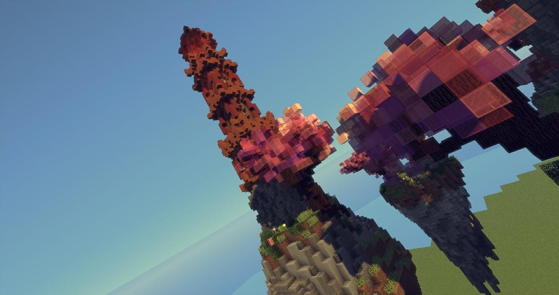 Cherry Skywars