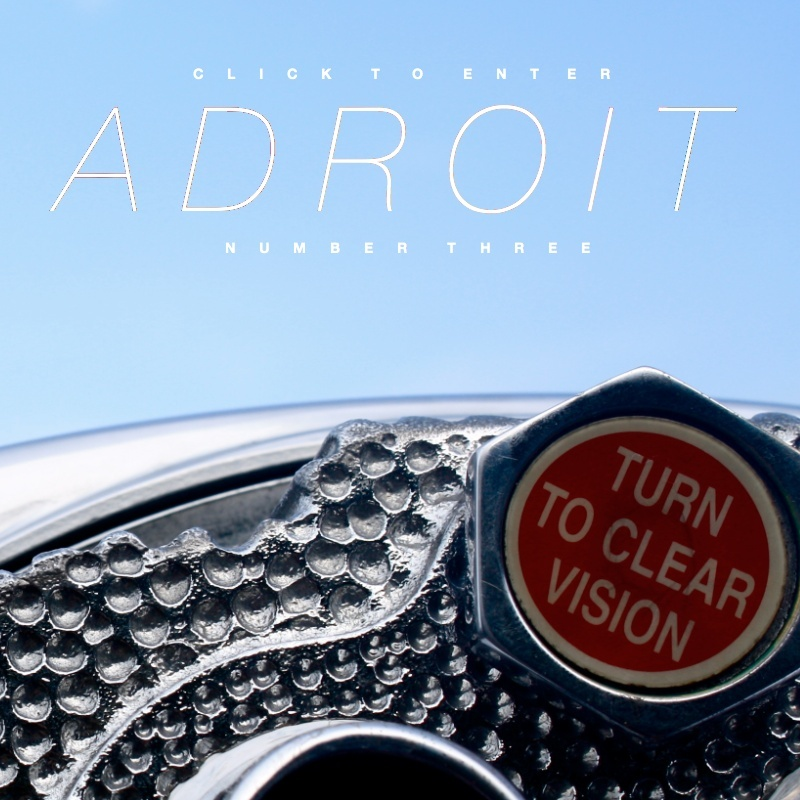 The Adroit Journal - Issue Two (Summer 2011)