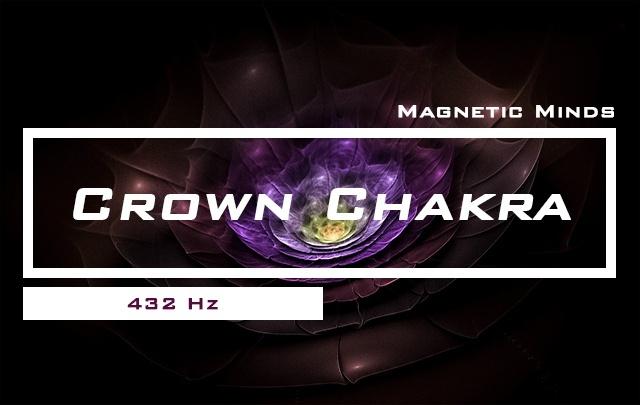 Crown Chakra Meditation - 432 Hz - Cosmic Awareness - Meditation Music