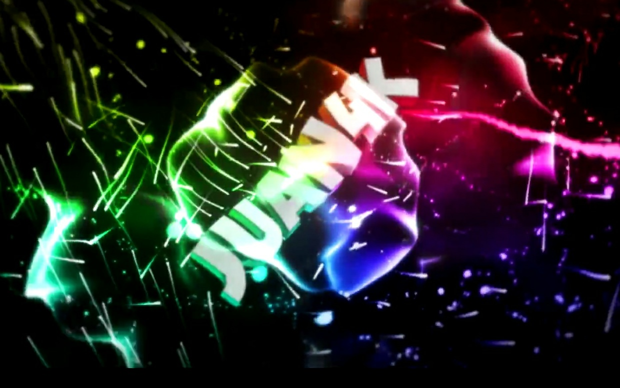 3D Intro! (Cinema4D & After Effects)