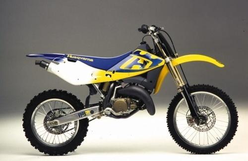 2006 HUSQVARNA WRE125, SM125S DUAL PURPOSE MOTORCYCLE SERVICE REPAIR MANUAL