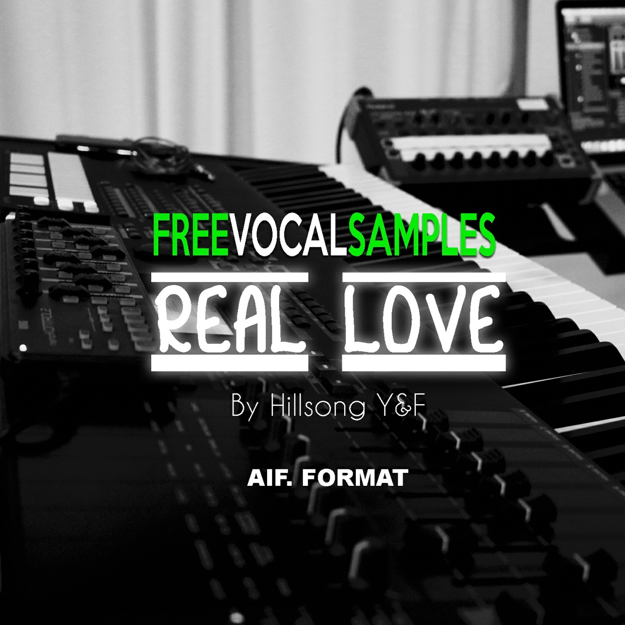 FREE VOCAL SAMPLES | REAL LOVE