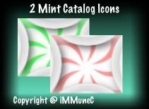 2 Mint Catalog Icons