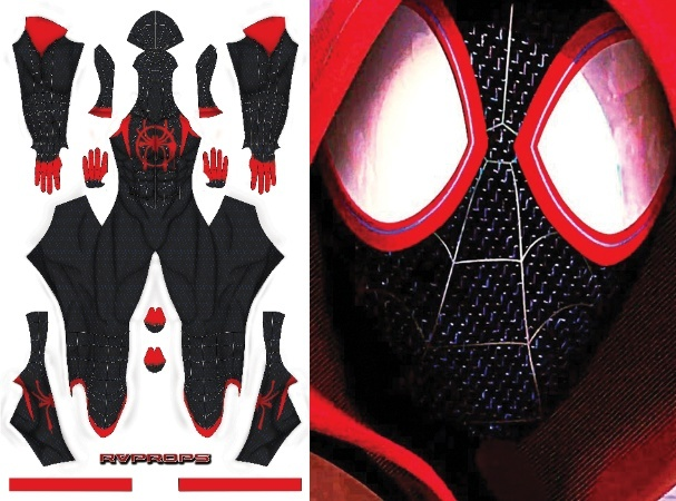 """Miles Morales """"Into the SpiderVerse"""""""