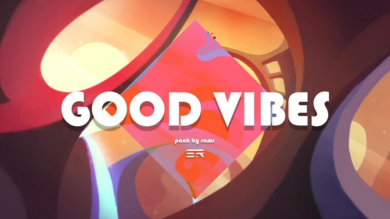 GOOD VIBES by SAMR