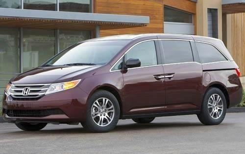 honda Odyssey 2011-2013 Service Workshop Repair Manual