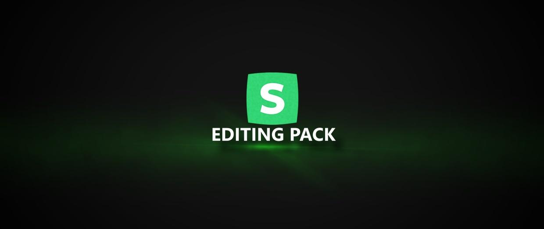 Editing Pack