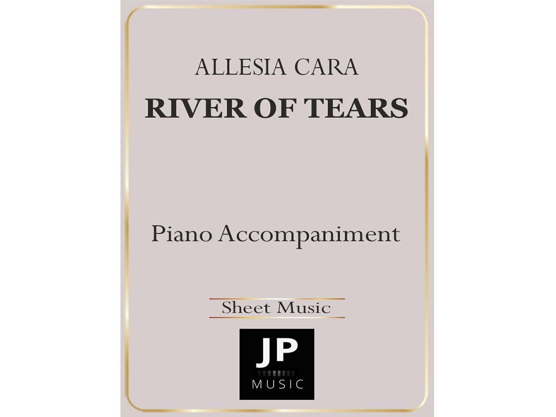River Of Tears - Piano Accompaniment