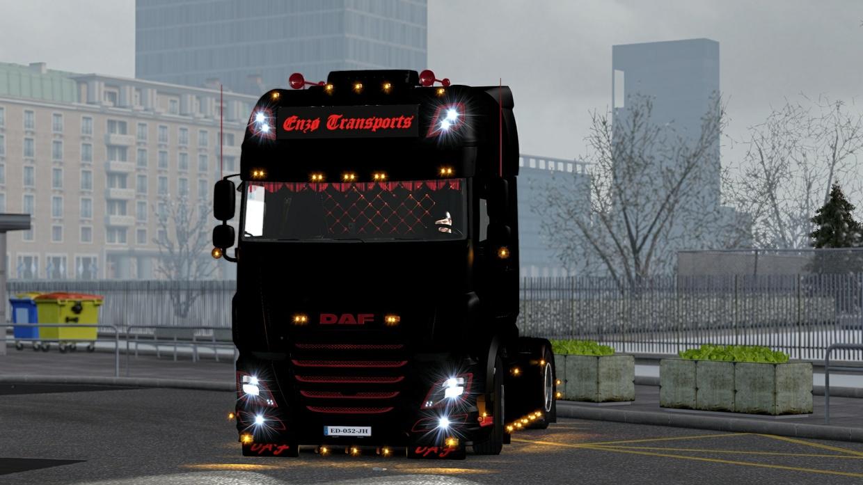 DAF Enzo Transports