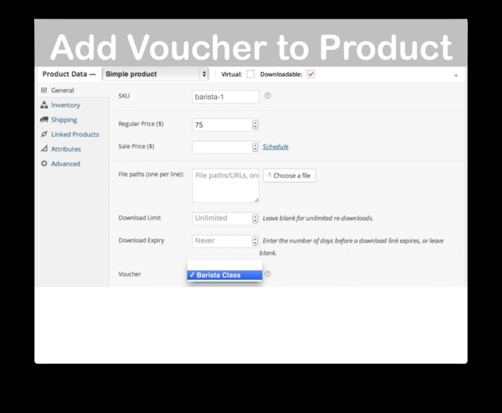 WooCommerce PDF Product Vouchers 3.2.2 Extension