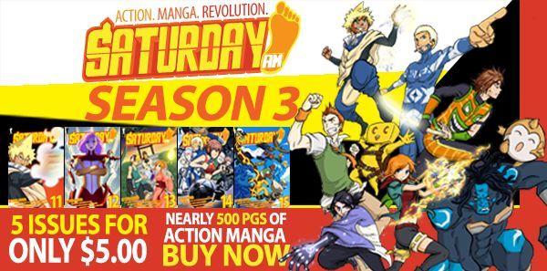 Saturday AM Season 3 Bundle