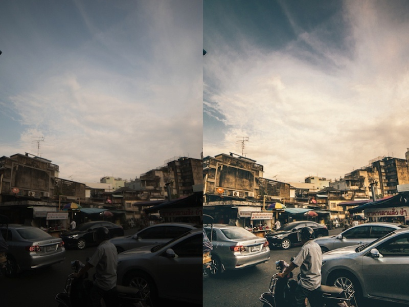 Bangkok Lightroom presets for Sony a7s