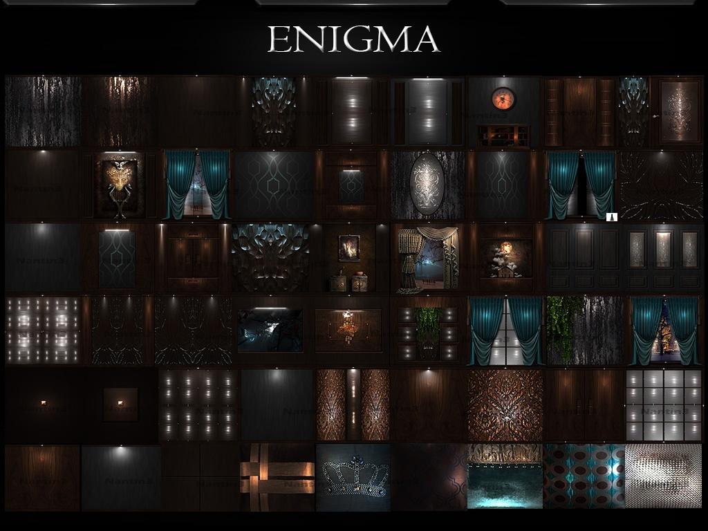 ENIGMA ..!! 55Textures 256x256jpg.