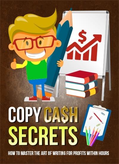 Copy Cash Secrets