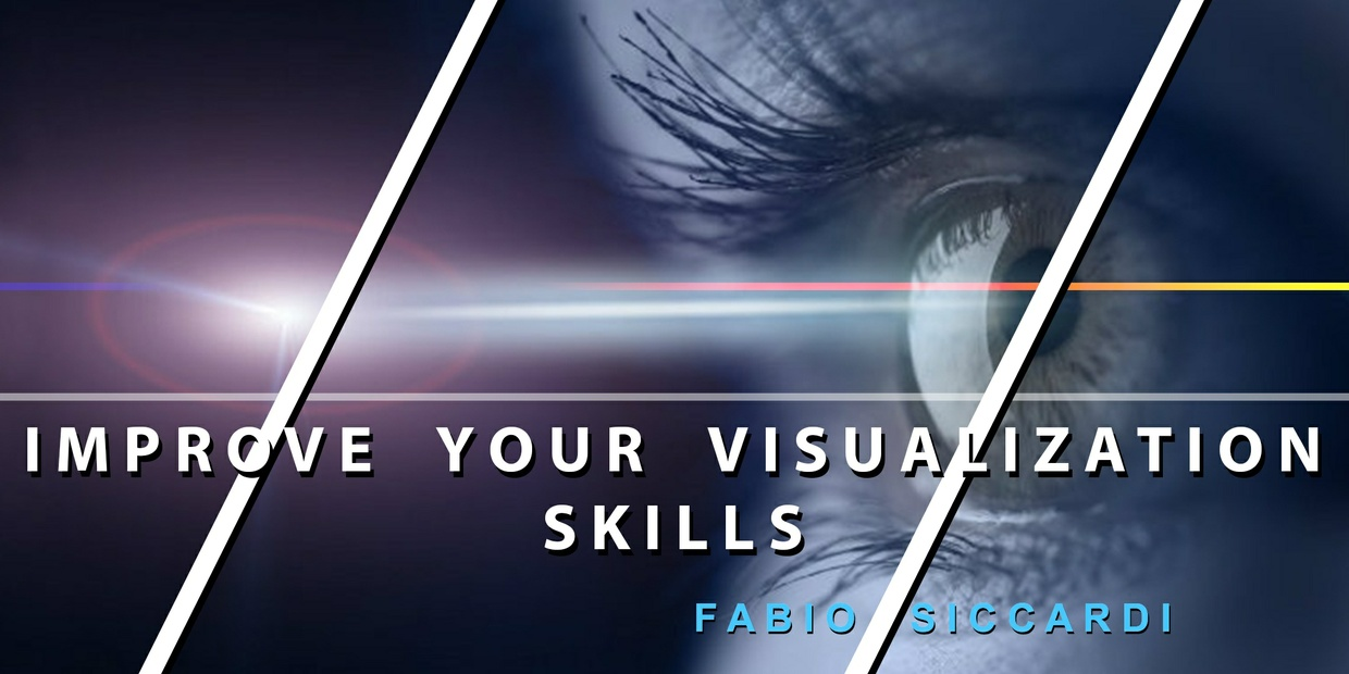 IMPROVE YOUR VISUALIZATION SKILLS AND MANIFEST YOUR DREAMS!