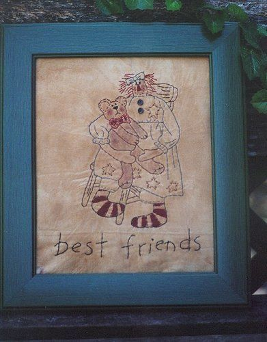 #349 Annies Best Friend E Pattern