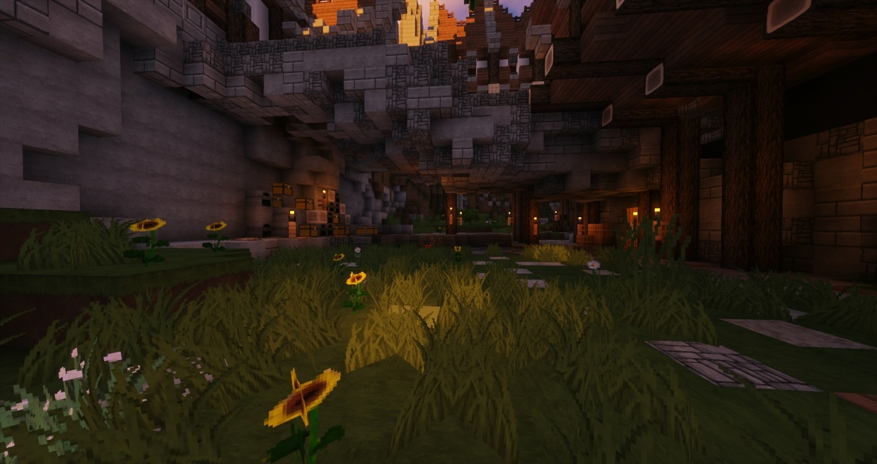 SURVIVAL SERVER SPAWN WITH MASSIVE TREE (2018) (NEW) (CHEAP)