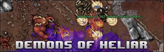 [D] Demons of Heliar