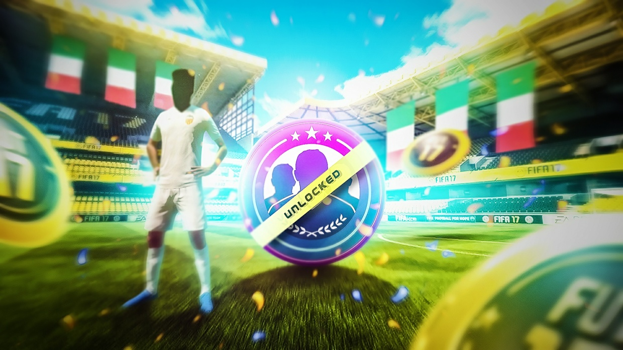 Exclusive FiFa Thumbnail PSD
