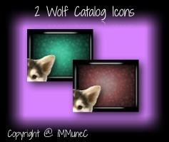 2 Wolf Catalog Icons