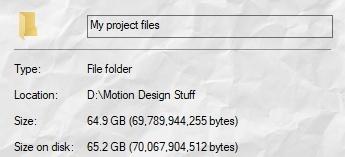 1 C4D Project File