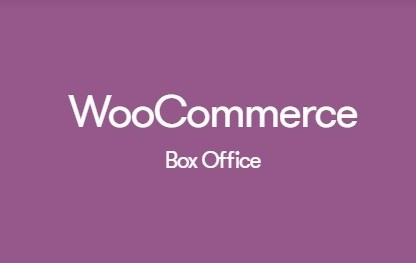 WooCommerce Box Office 1.1.7 Extension