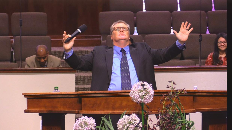"Rev. Jon Sanders 10-08-17pm "" What is Faith "" MP3"