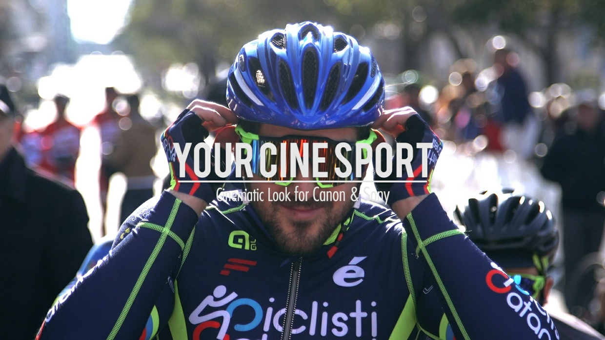 """Cine Sport"" LUT for Cinelike"