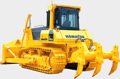 Komatsu Crawler Dozers D85EX-15 10001 and up, D85PX-15 1001 and up Workshop Service Manual